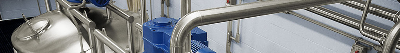 Steel Pipes and Machinery for Food Processing