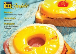 IBA Guide Front Page with Pineapple Sandwiches
