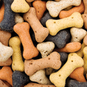 Bone Shaped Pet Food