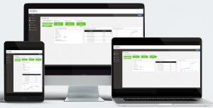 Clarity Program open on Desktop, Laptop, and Phone