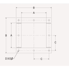 Schematics of Gravity Diverter