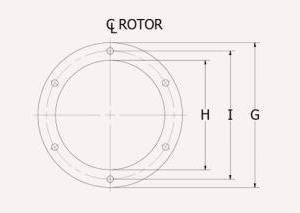 Rotary Valve Flanges Diagram Feeder