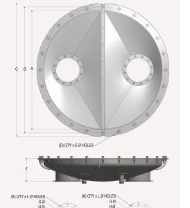 Dual Aeration Disc Schematic