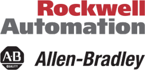 Rockwell Automation and Allen-Bradley Logos