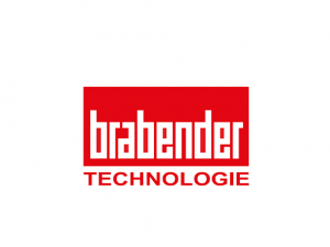 Brabender Technologie Red and White Logo
