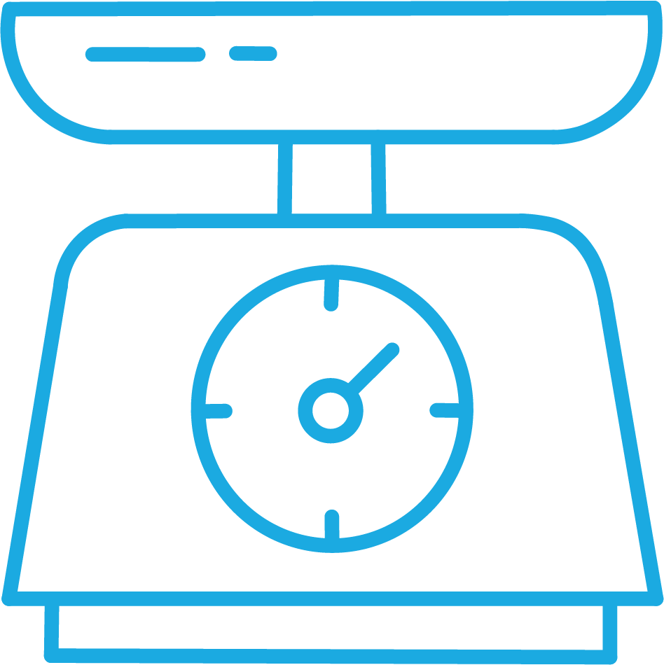 Blue Scale Logo